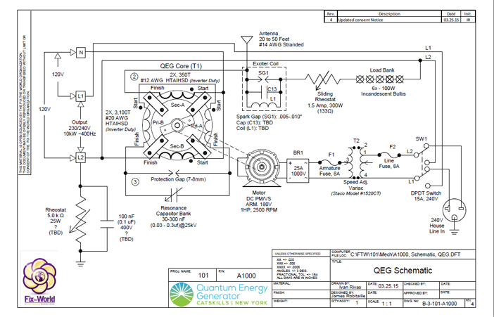 FTW QEG quantum energy generator - manual - 5 june 2015 - pg 26 - qeg schematic - connectivist collective