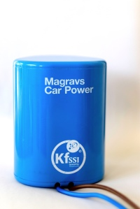 Magrav-Power Car System 1