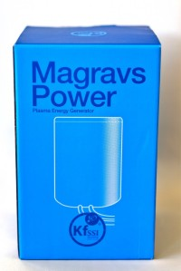 Magravs-Power Plasma Generator Box